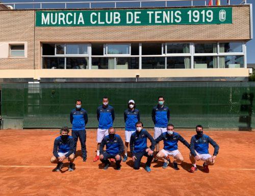 Los veteranos + 35 del MCT se juegan este domingo en casa revalidar el Campeonato de España