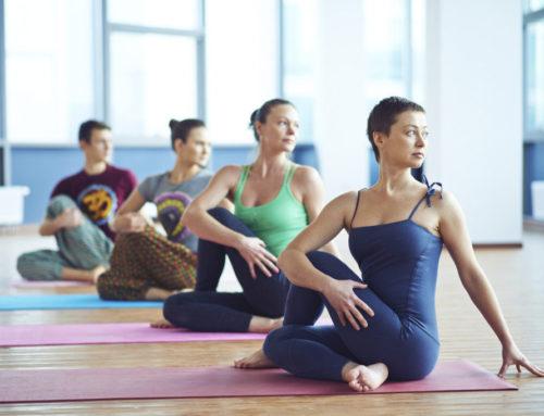 Clases de Pilates – Nuevo grupo a partir de marzo