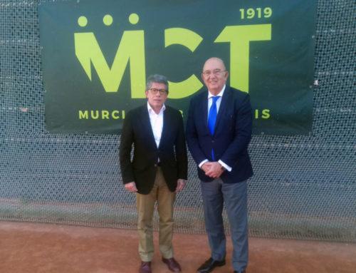 Antonio Saura, elegido presidente del Comité de Clubes de la Real Federación Española de Tenis