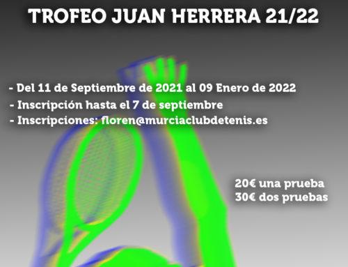 VII Edición del Trofeo Juan Herrera