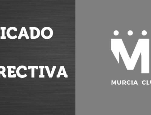 Comunicado Junta Directiva: Normativa Clases Particulares (Entrada en Vigor) – RMCT1919