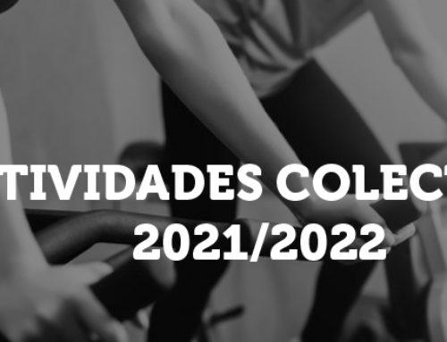 Actividades Colectivas 2021/22: apertura del plazo de inscripción