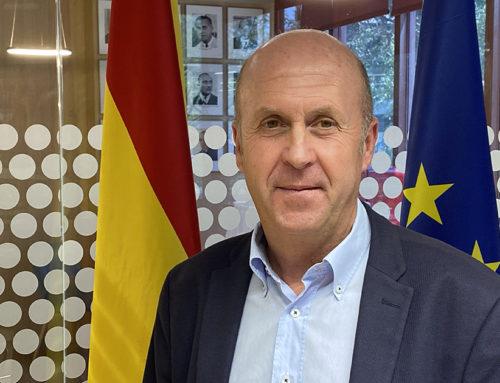 Lorenzo Martínez, nuevo director general de la Real Federación Española de Tenis