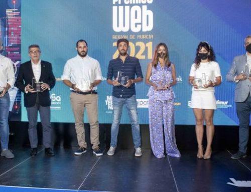 La web del RMCT 1919, reconocida en los prestigiosos Premios Web Región de Murcia 2021