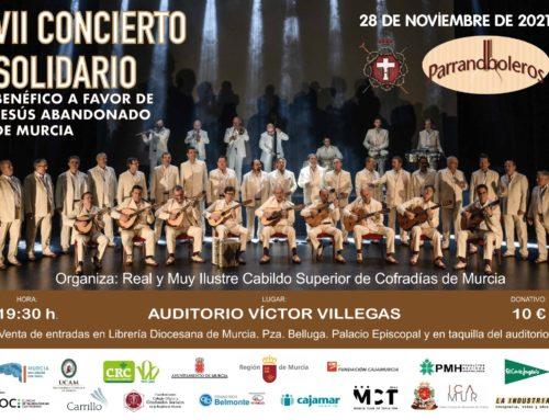 Concierto Solidario a Favor de Jesús Abandonado – 28/11/2021