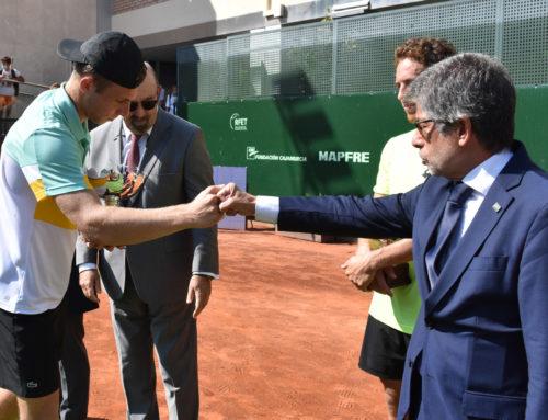 Así fue el ATP Challenger Costa Cálida Región de Murcia 2021