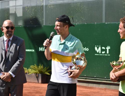 Griekspoor wins the Challenger in Murcia
