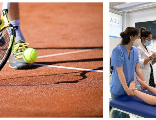 Charla sobre el gesto deportivo y la pisada en el tenis – 23/10/2021